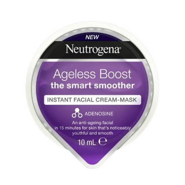 Neutrogena ageless boost express mascarilla en crema 10 ml