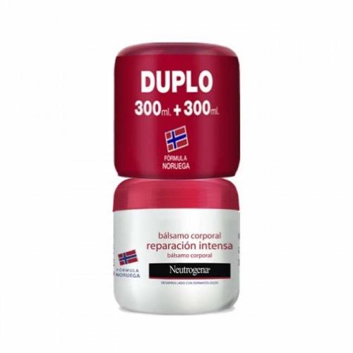 Neutrogena balsamo reparación intensiva duplo 300ml+300ml
