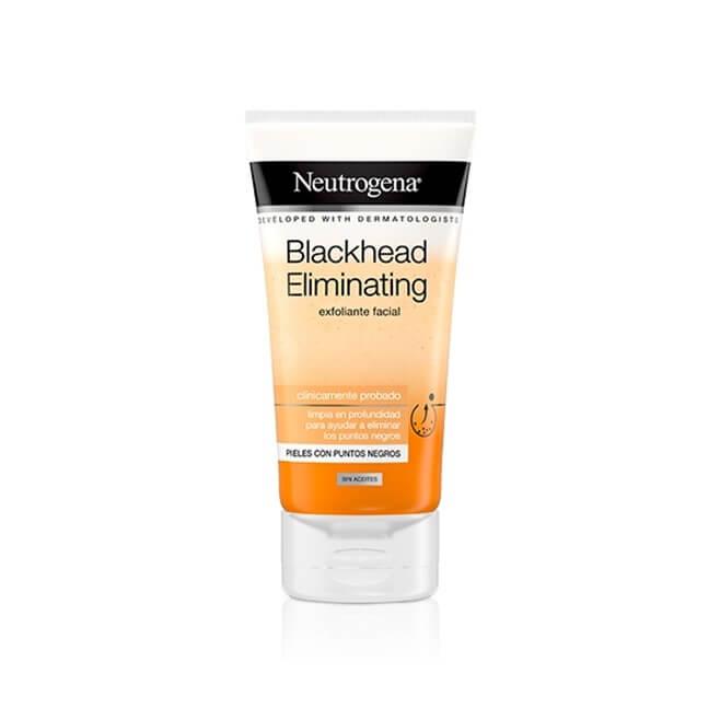 Neutrogena Blackhead Exfoliante Facial 150 ml