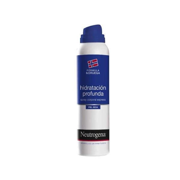 Neutrogena Spray corporal express hidratacion profunda 200 ml
