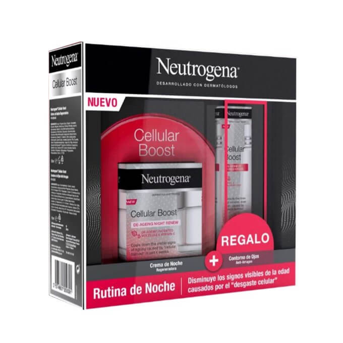 Neutrogena Pack Cellular Boost Rutina de Noche
