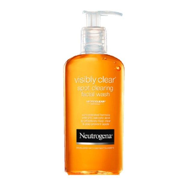 Neutrogena Visibly Clear gel limpiador 200 ml