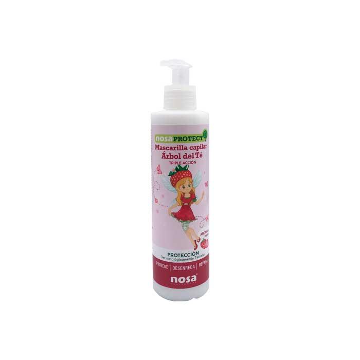 Nosa Protect Mascarilla Arbol Del Te Aroma Fresa 250ml