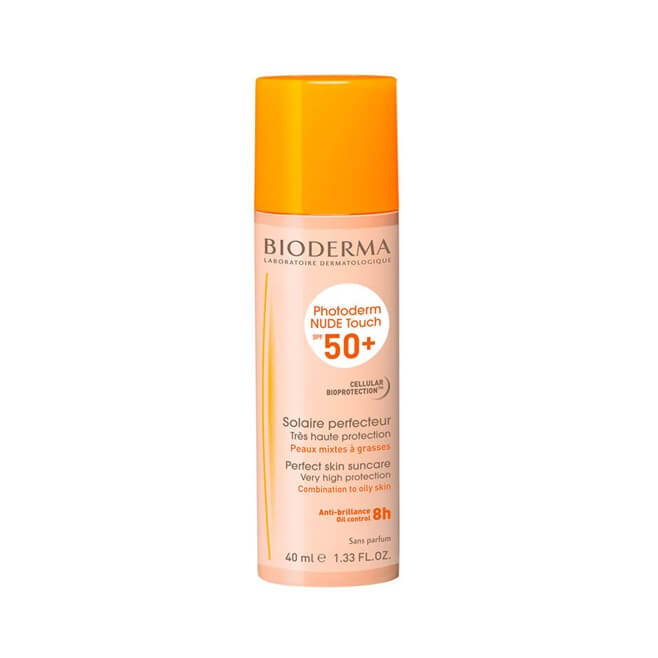 Photoderm Nude Spf50+ Color Muy Claro 40 ml