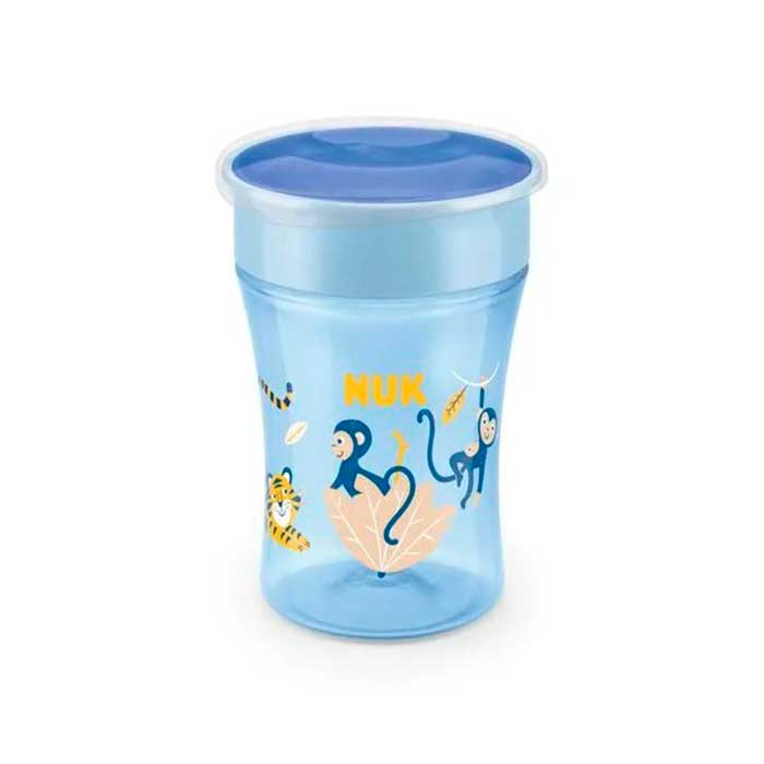 Nuk Magic Cup Evolution Azul 230ml