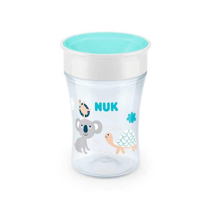 Nuk Magic Cup Evolution Blanco 230ml