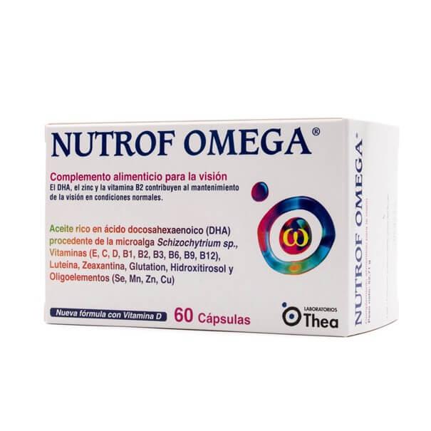 Nutrof omega 60 capsulas