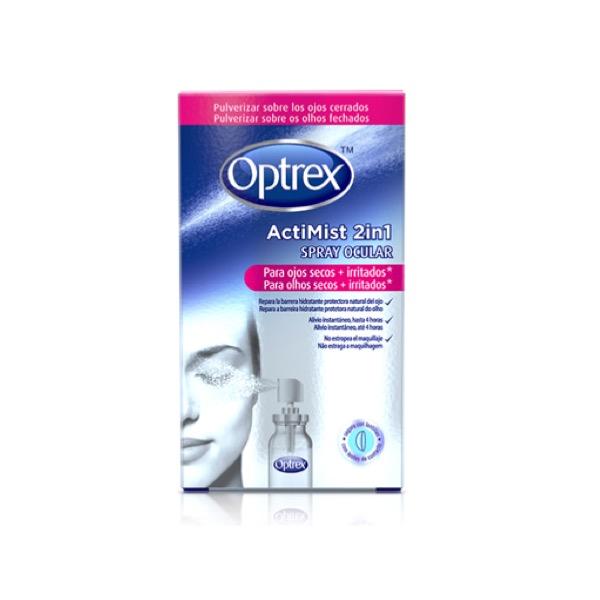 Optrex Actimist 2 en 1 Ojos Secos + Irritados