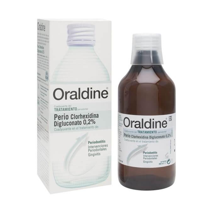 Oraldine Perio Clorhexidina 0,2% 400 ml