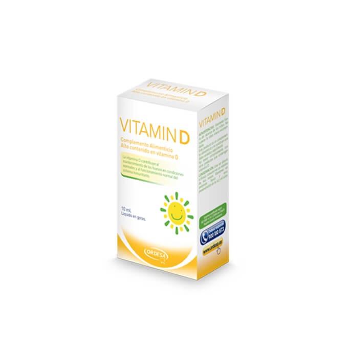 Vitamin D Ordesa 10ml