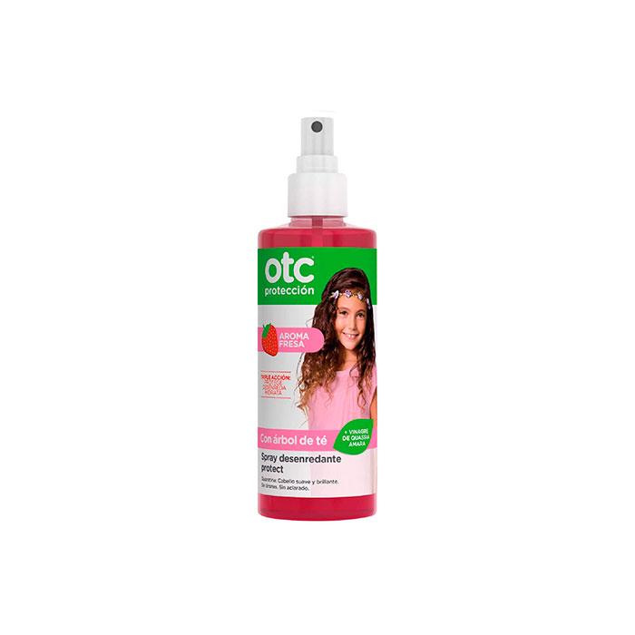 Otc Protect Spray Desenredante Fresa 250ml