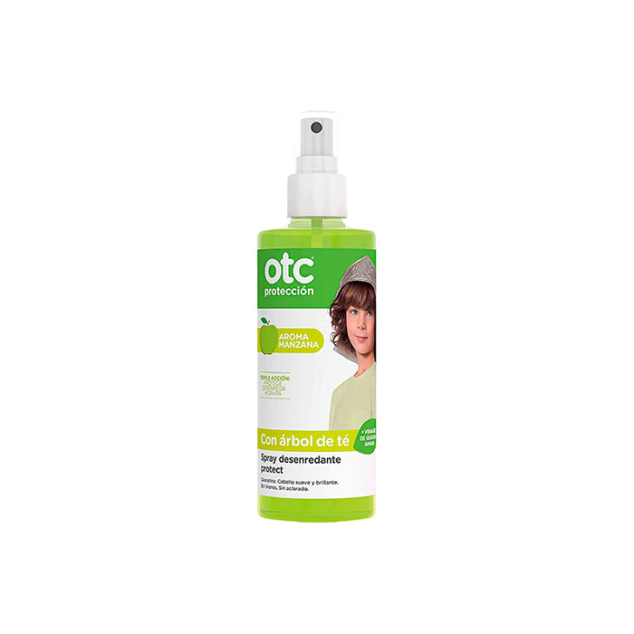 Otc Protect Spray Desenredante Manzana 250ml