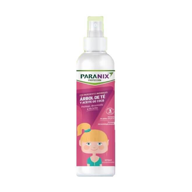 Paranix Proteccion Spray Arbol Del Te y Aceite de Coco Niñas 250ml
