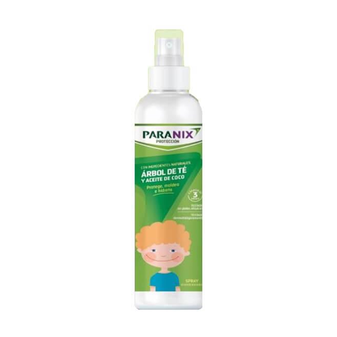 Paranix Proteccion Spray Arbol Del Te y Aceite de Coco Niños 250ml