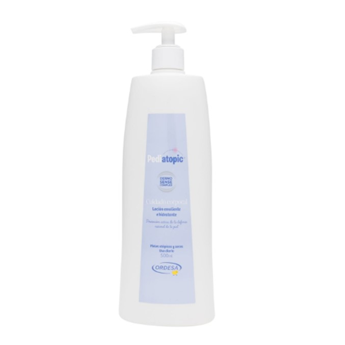 Pediatopic Locion Corporal Emoliente 500ml