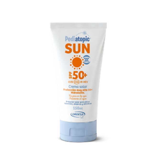 Pediatopic Sun Crema Solar Spf50+ 150 ml