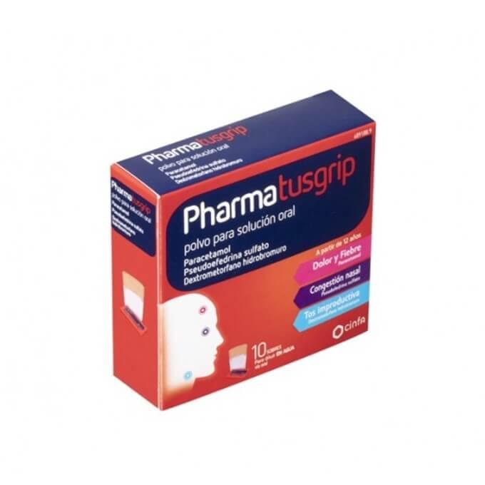 Pharmatusgrip 10 Sobres