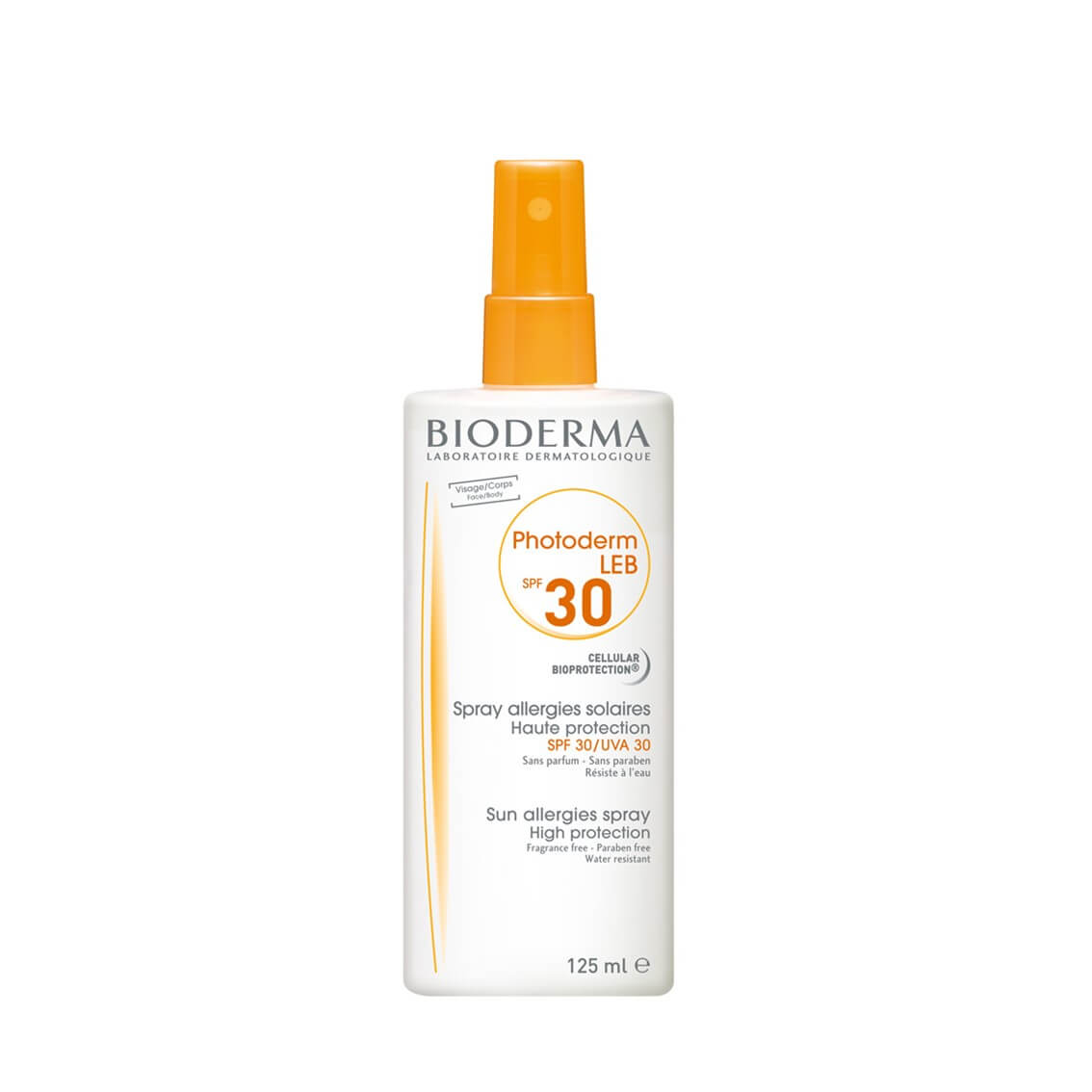 Photoderm LEB Spf30 Alergias Solares 125 ml