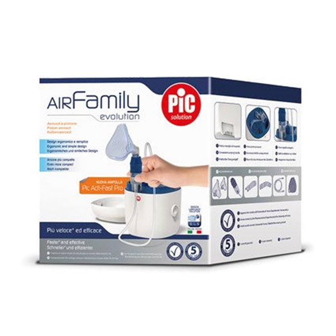 Pic Aerosol Air Family Evolution