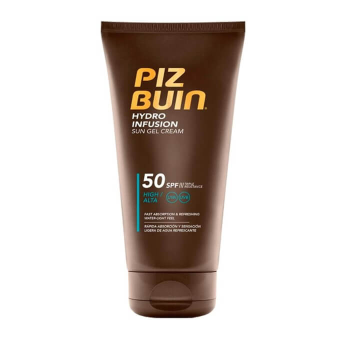 Piz Buin Hydro Infusion Sun Gel Cream SPF50 150 ml