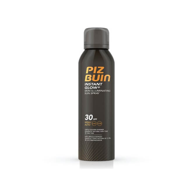 Piz Buin Instant Glow Spray Piel Luminosa Spf30 150 ml
