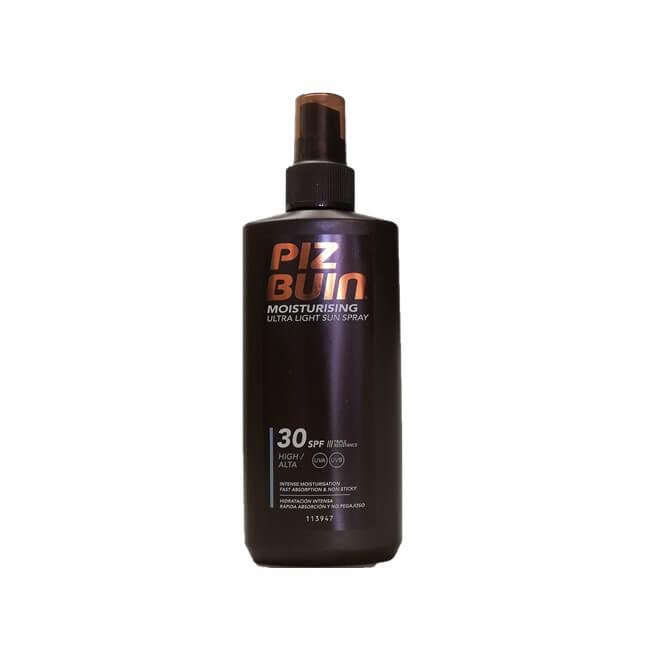 Piz Buin Ultra Light Sun Spray Spf30 200 ml