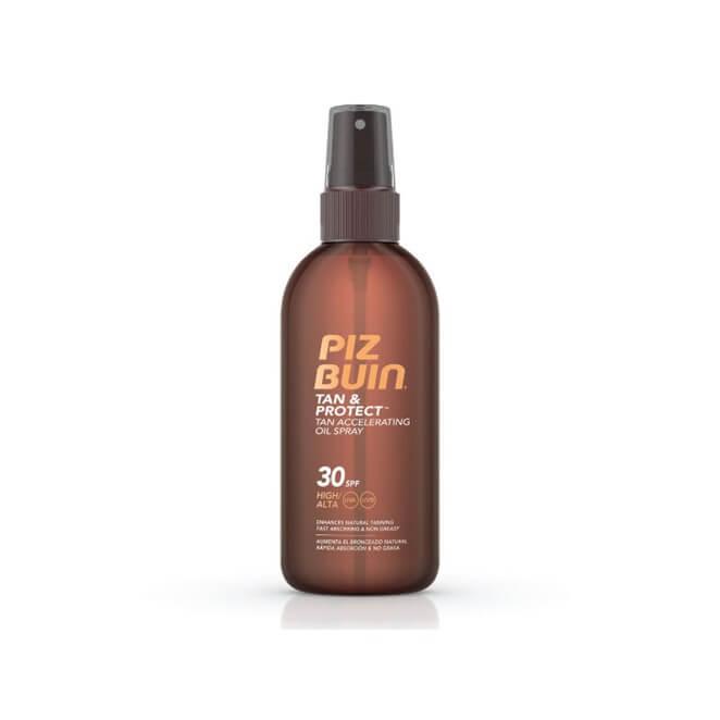 Piz Buin Tan & Protect Aceite Corporal Spf30 150 ml