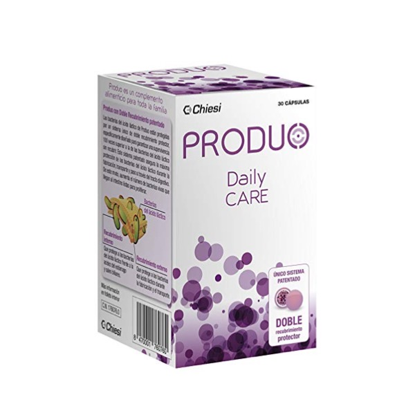 Produo Daily Care 30 Capsulas