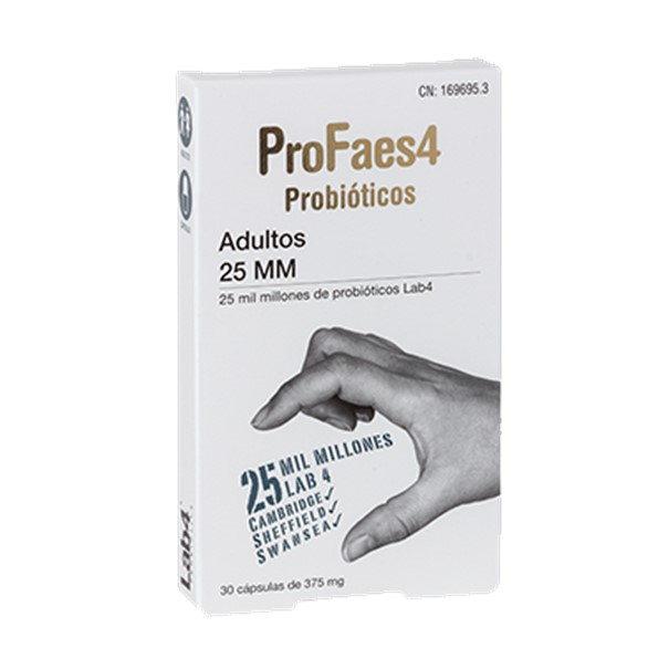 Profaes4 Adultos 25mm 30 Capsulas