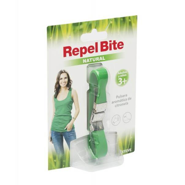 Repel bite pulsera citronela adulto