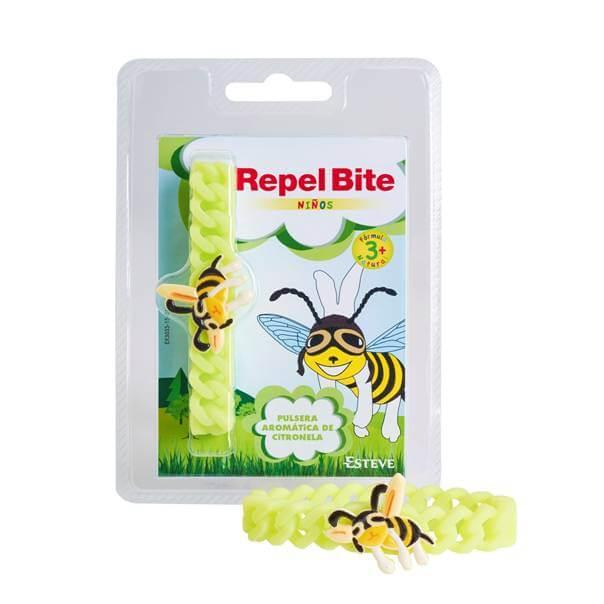 Repel bite pulsera citronela niños
