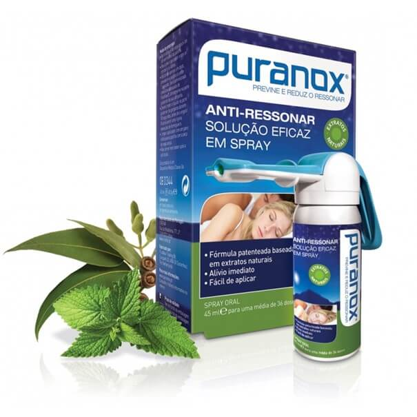 Puranox antirronquidos 45 ml
