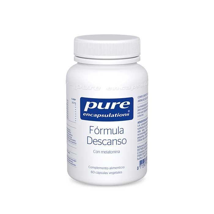 Pure Encapsulations Formula Descanso 60 Capsulas Vegetales