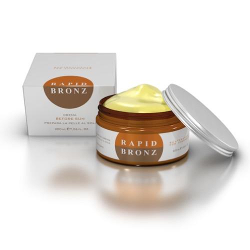 Vital Plus Active Rapid Bronz 200 ml