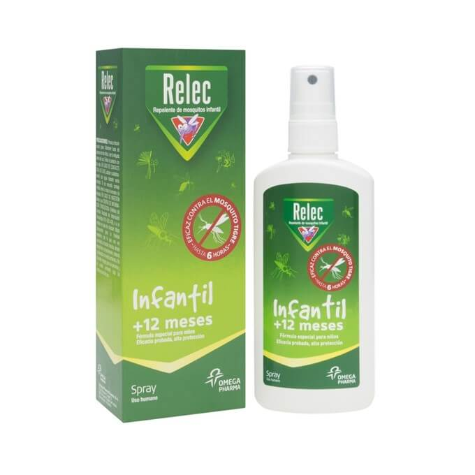 Relec Infantil Spray 100 ml