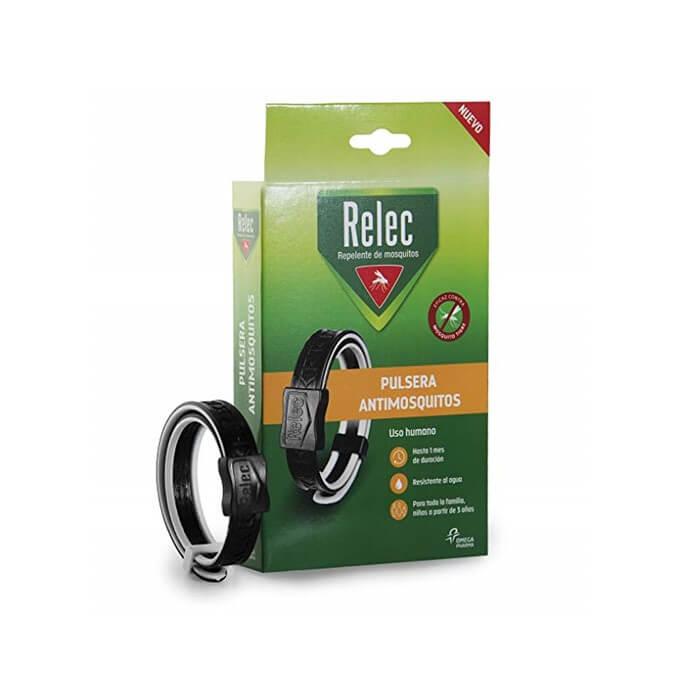 Relec Pulsera Repelente Mosquitos Adultos