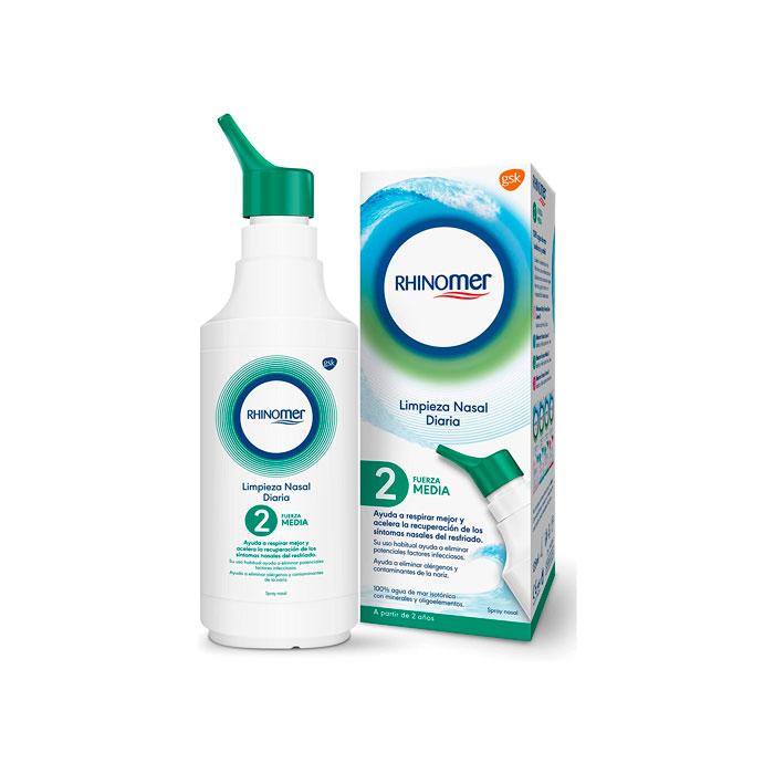 Rhinomer Fuerza 2 Media 135 ml