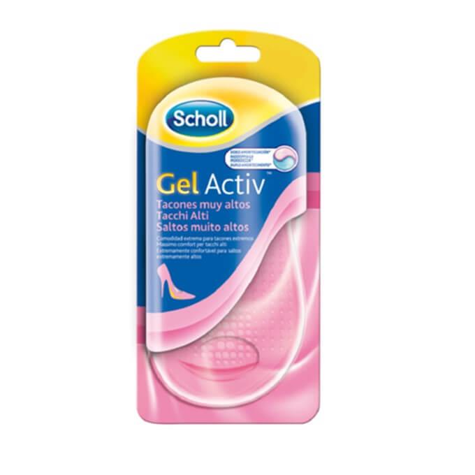 Scholl plantilla gelactiv tacon alto