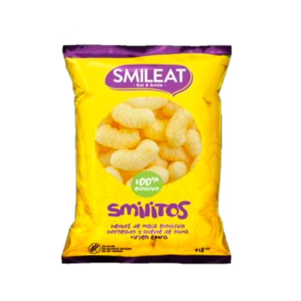 Smilitos Snack Ecologico 38g