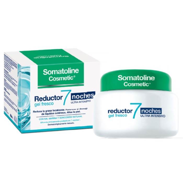 Somatoline Reductor 7 Noches Gel Fresco 400 ml