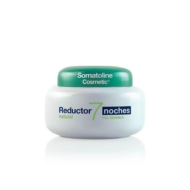 Somatoline Reductor 7 Noches Natural Piel Sensible 400ml