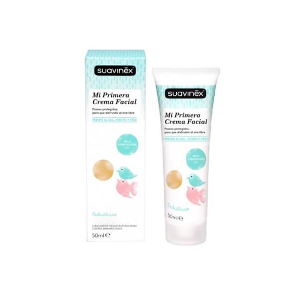 Suavinex Crema Facial 50 ml