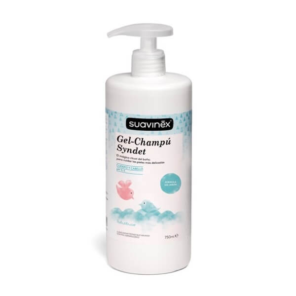 Suavinex Gel Champu Syndet 750 ml