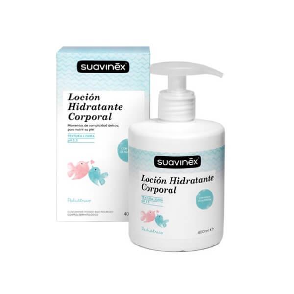 Suavinex Locion Hidratante Corporal 400 ml