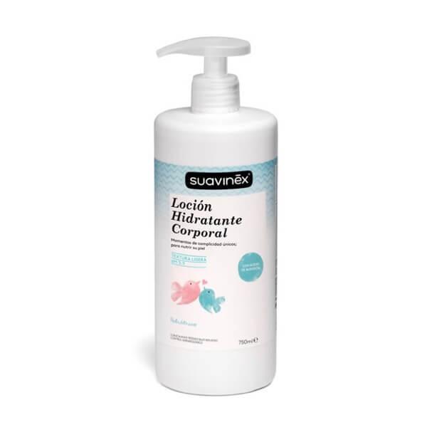 Suavinex Locion Hidratante Corporal 750 ml