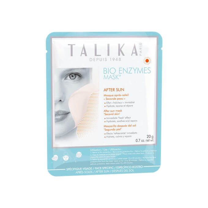 Talika Bio Enzymes Mask Mascarilla After Sun 20g