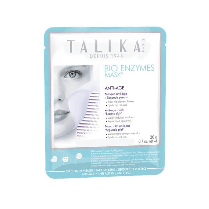 Talika Bio Enzymes Mask Mascarilla Antiedad 20g