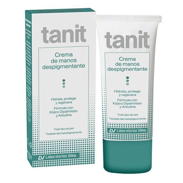 Tanit Crema de Manos Despigmentante 50ml