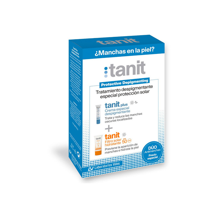 Tanit Pack Tratamiento Despigmentante Especial Proteccion Solar