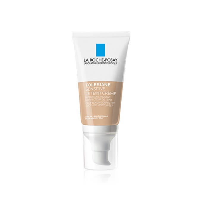 Toleriane Sensitive La Teint Creme Tono Medio 50ml
